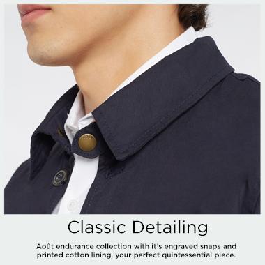 Menswear SG Singapore Asia Essential Lightweight Jacket